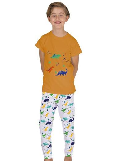 Nbb Pijama Takım Hardal